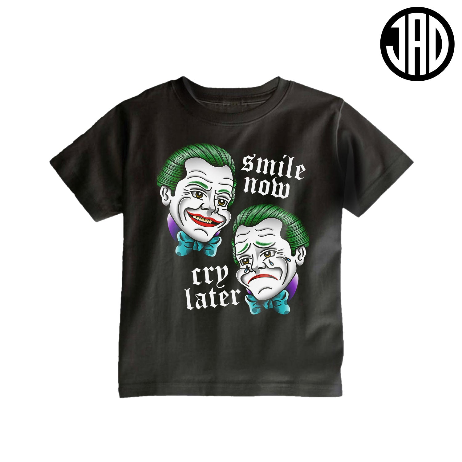 Smile Now Cry Later - Kid's Tee