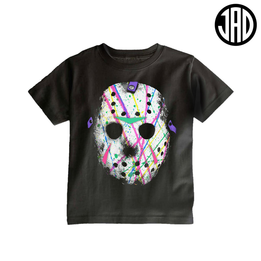 Splatter Wave Mask - Kid's Tee