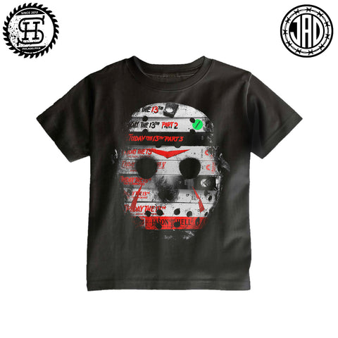 Part 13 Stack Mask - Kid's Tee