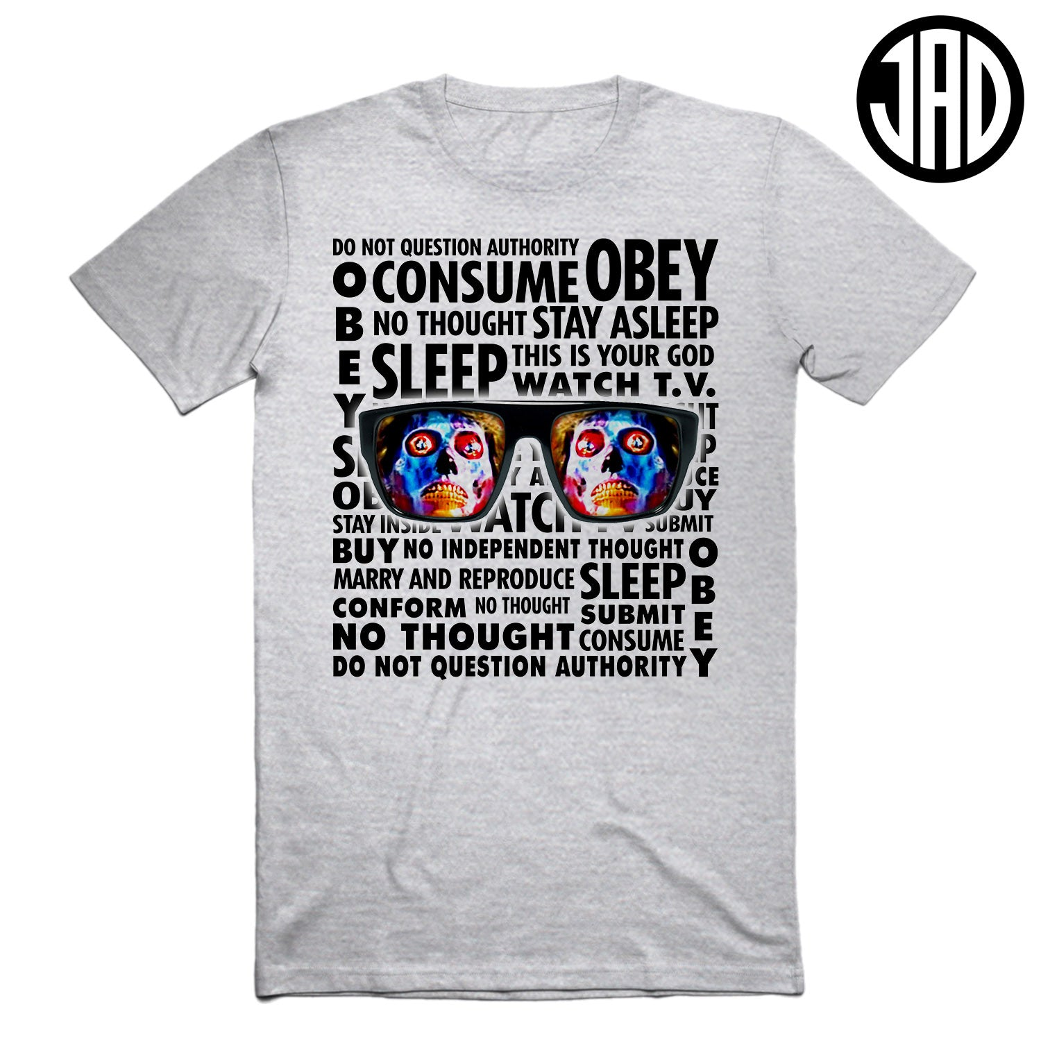 Stay Asleep - Men's (Unisex) Tee