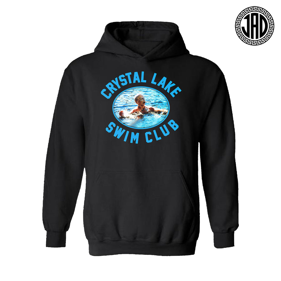 Crystal Lake Swim Club - Mens (Unisex) Hoodie