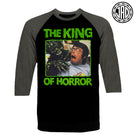 The King - Men's (Unisex) Baseball Tee