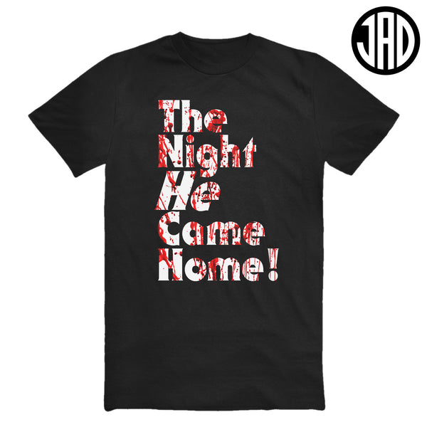The Night - Men's (Unisex) Tee