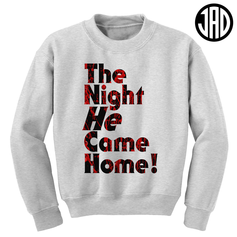 The Night - Mens (Unisex) Crewneck Sweater