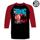 The Thing Metal - Men's (Unisex) Baseball Tee