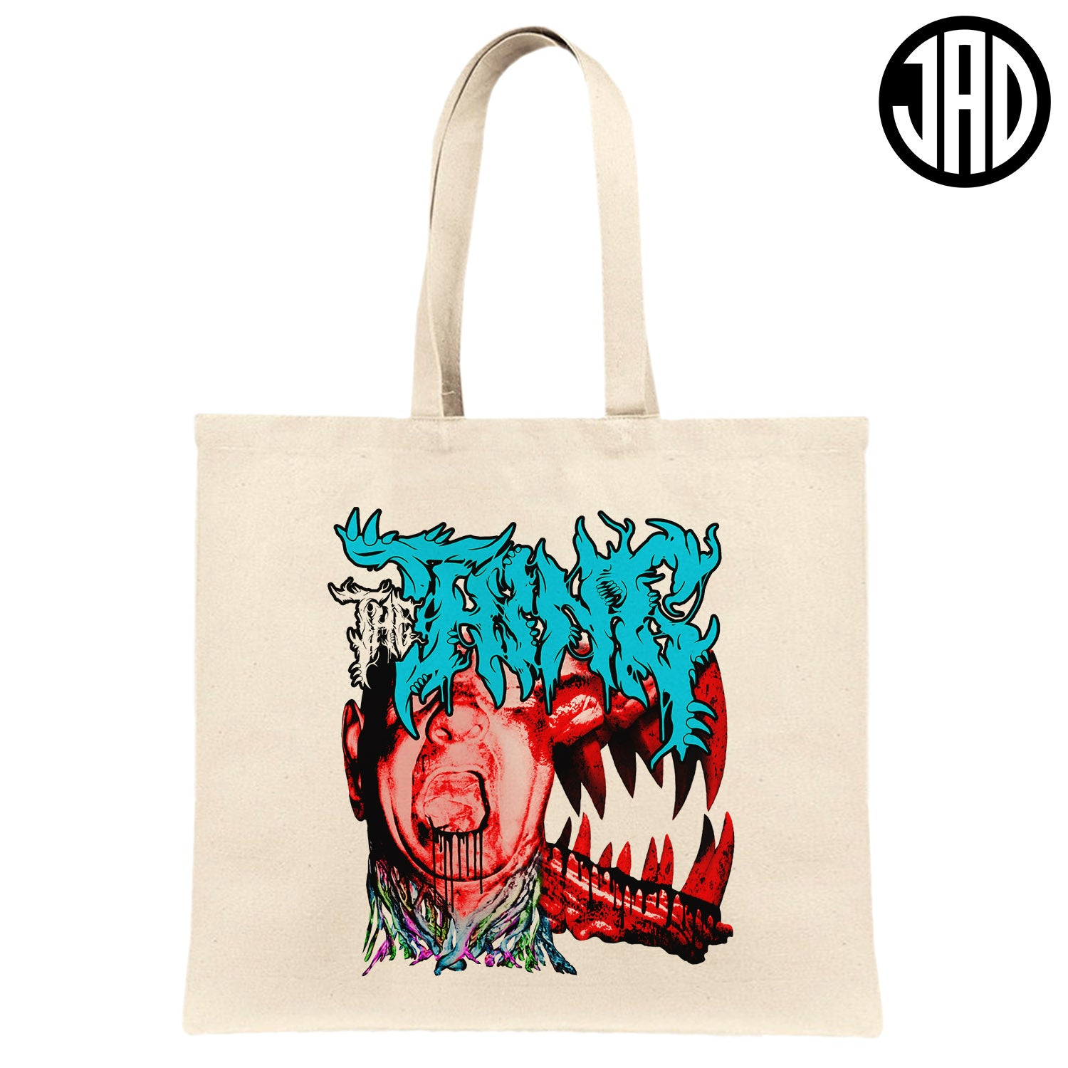 The Thing Metal - Canvas Tote Bag
