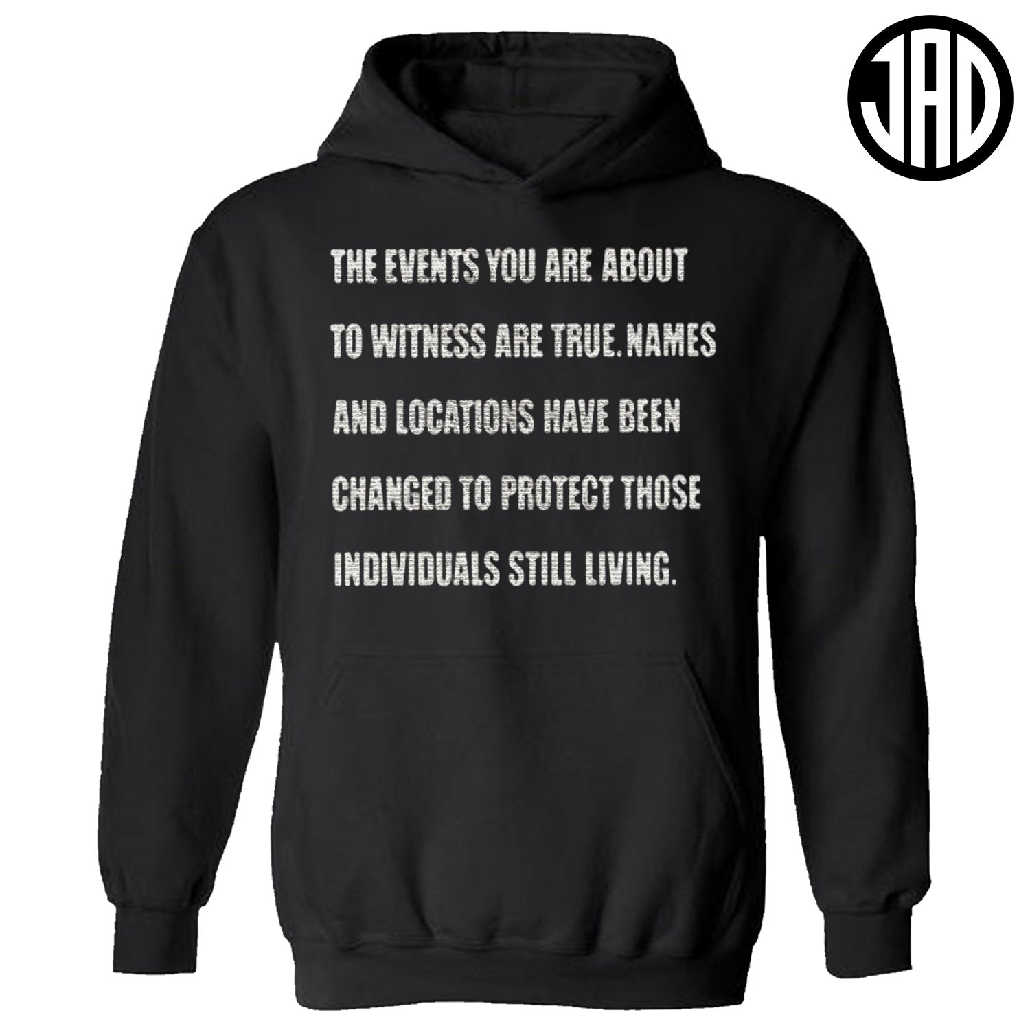 True Events - Mens (Unisex) Hoodie