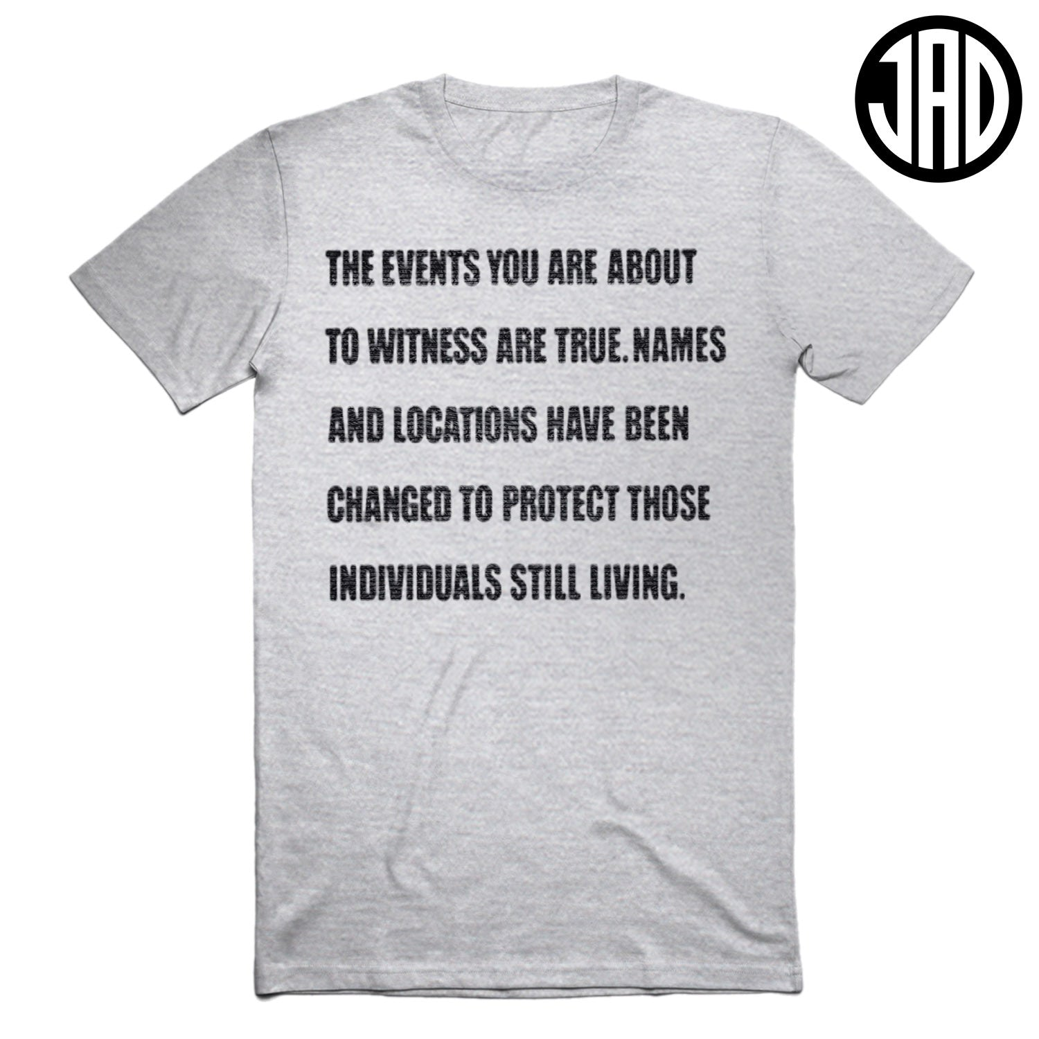 True Events - Men's Tee