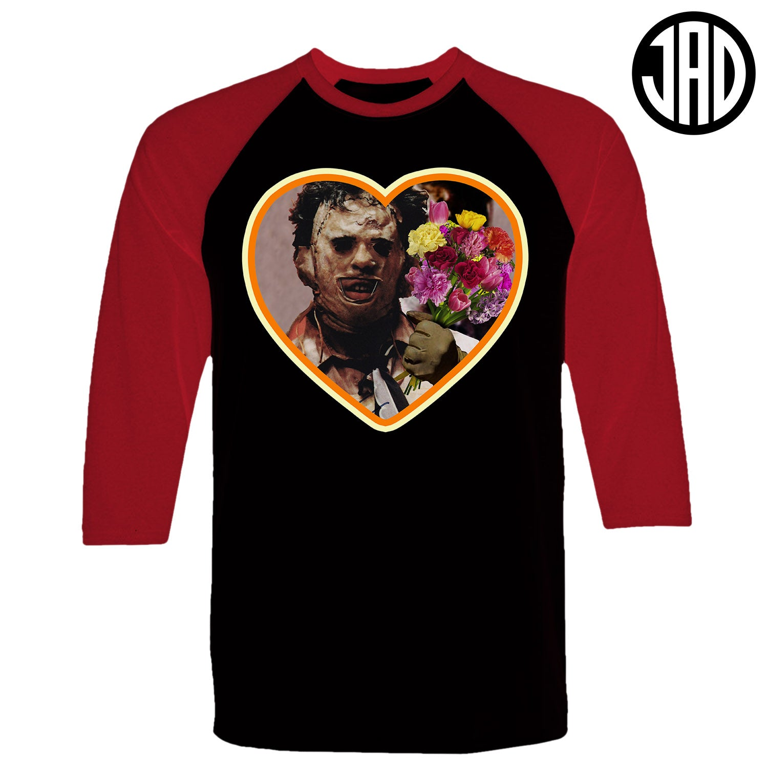 V Day Massacre - Men's Baseball Tee