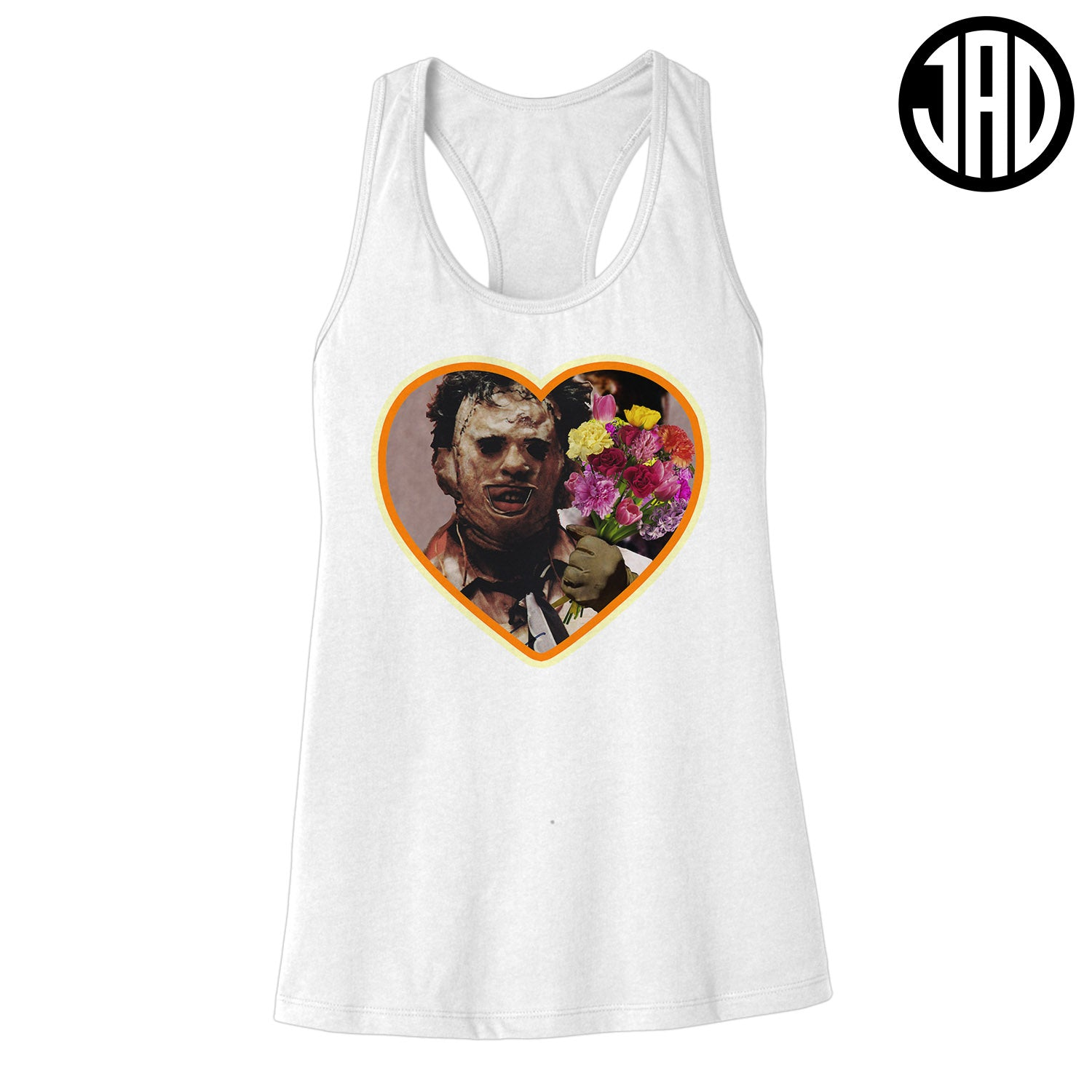V Day Massacre - Women's Racerback Tank