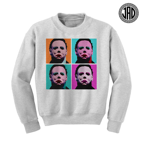 Warhol Mike - Mens (Unisex) Crewneck Sweater