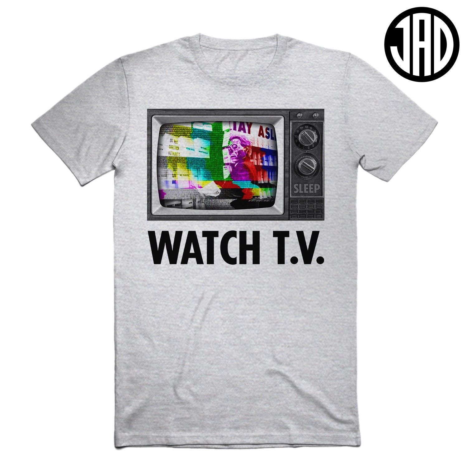 Watch TV - Men's Tee