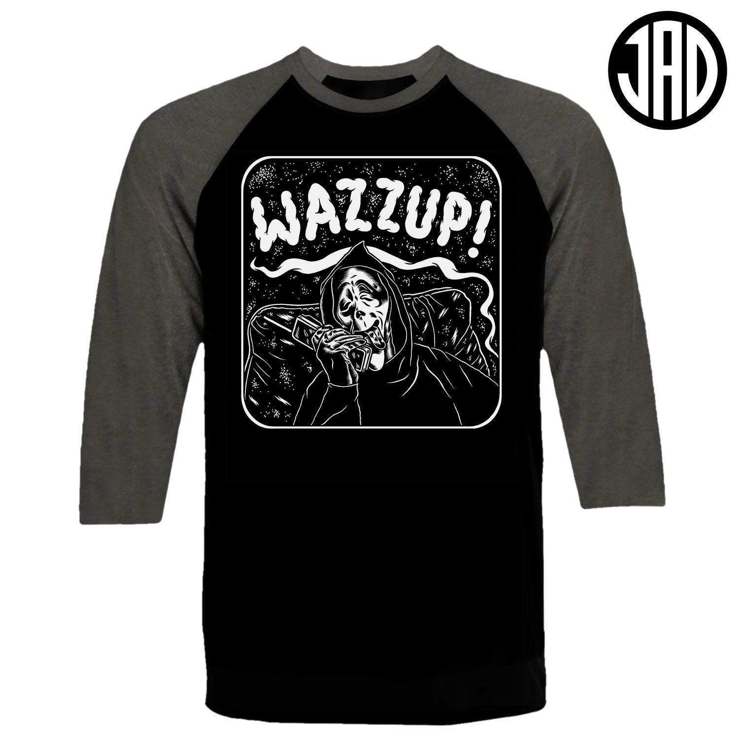 Wazzup - Men's Baseball Tee