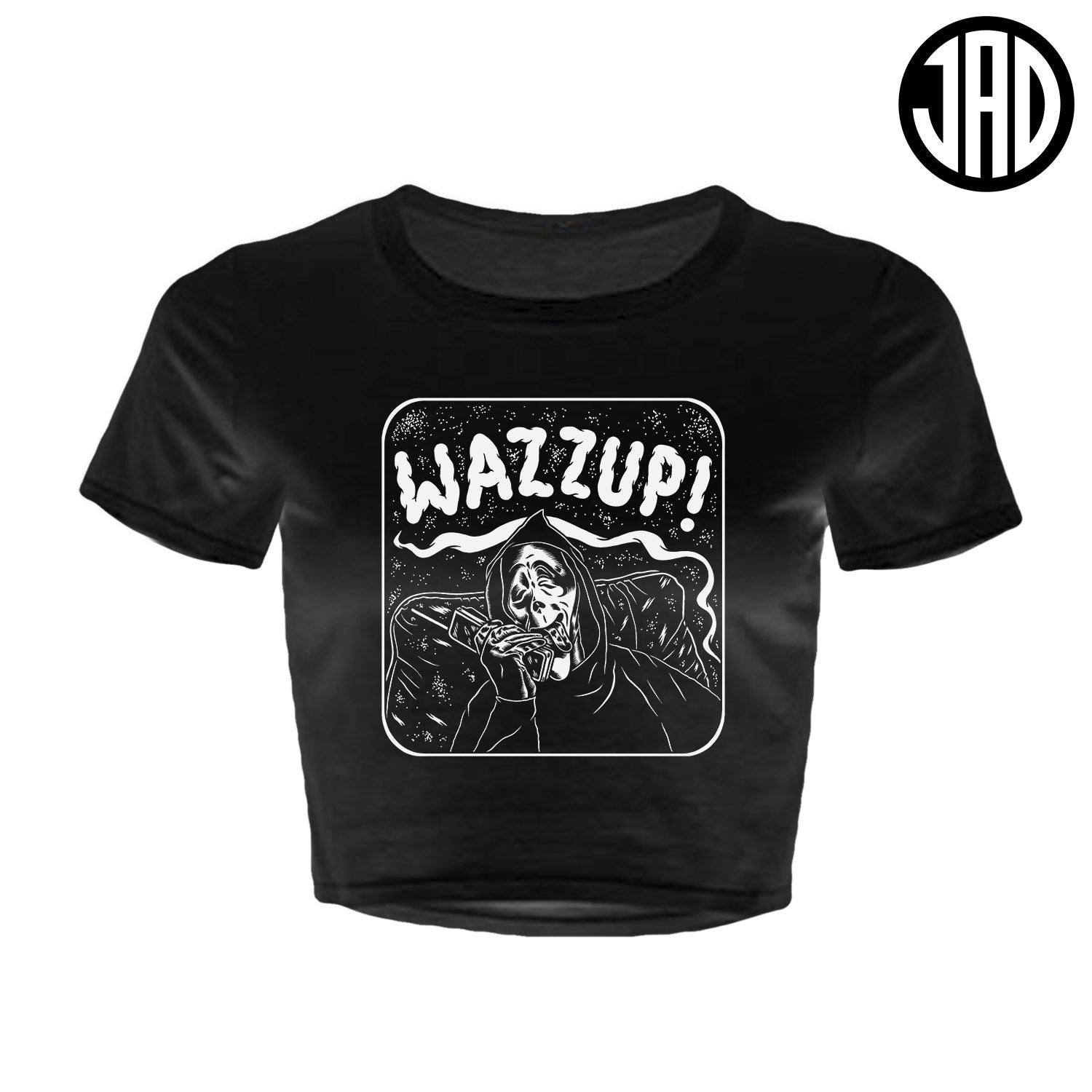 Wazzup - Women's Crop Top
