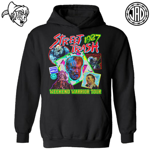 Weekend Warrior Tour '87 - Mens (Unisex) Hoodie