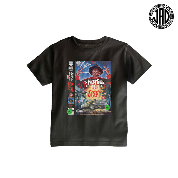 Westside Of Elm Street - Kid's Tee