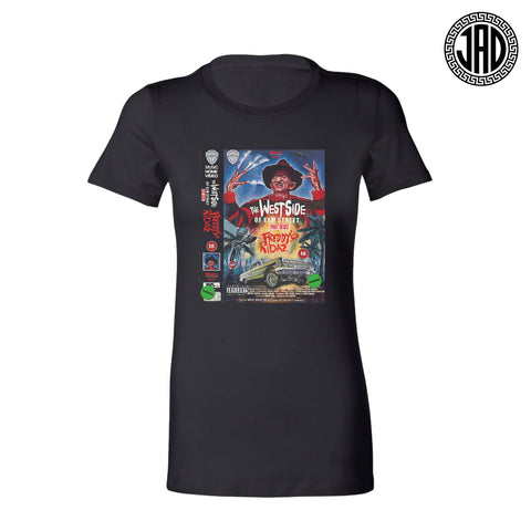 Westside Of Elm St - Women's Tee