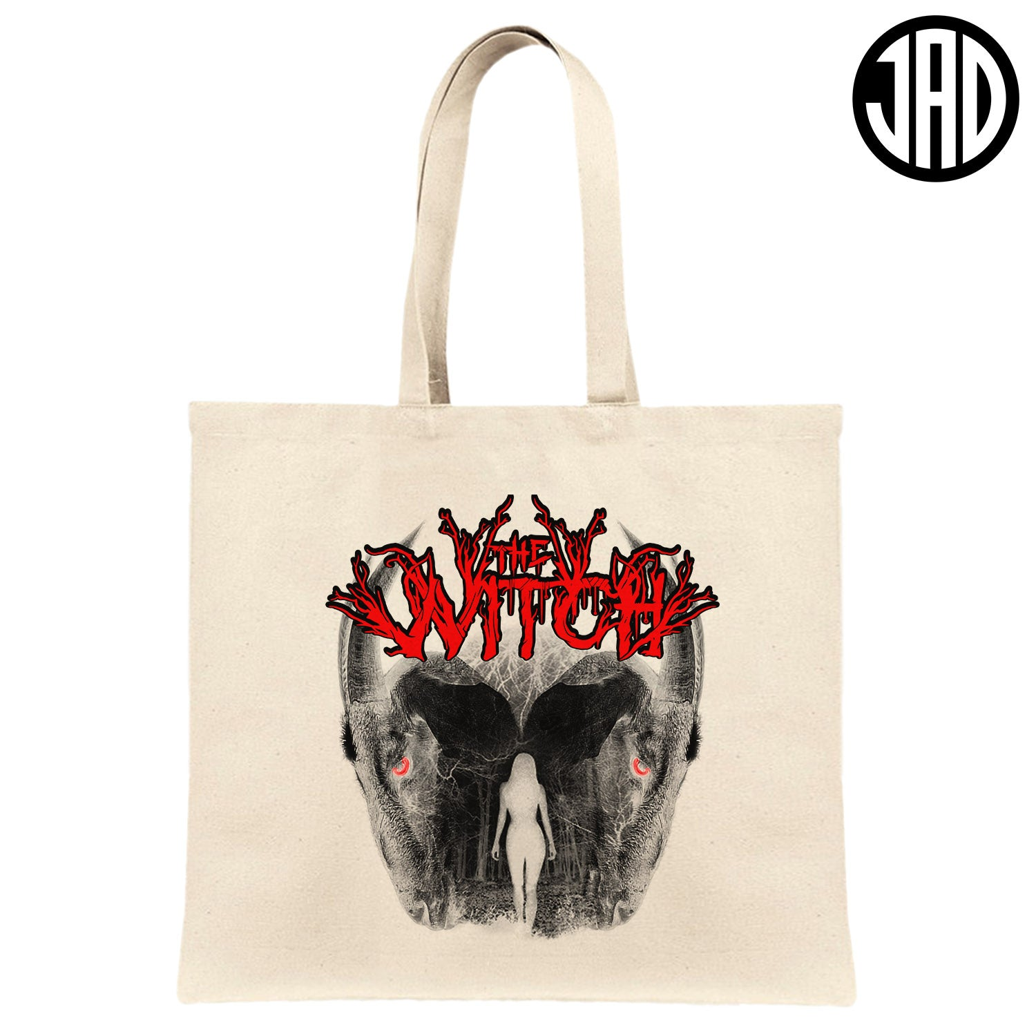 Witch Metal - Canvas Tote Bag