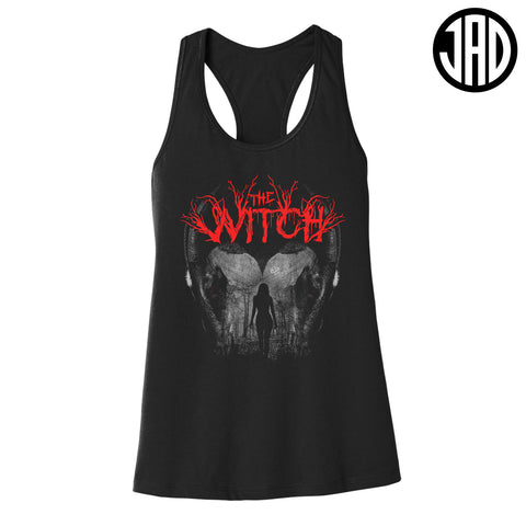 Witch Metal - Women's Racerback Tank