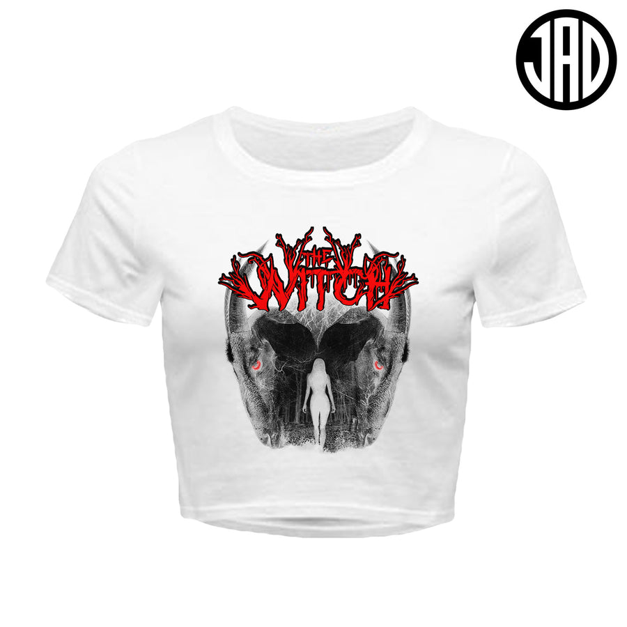 Witch Metal - Women's Crop Top