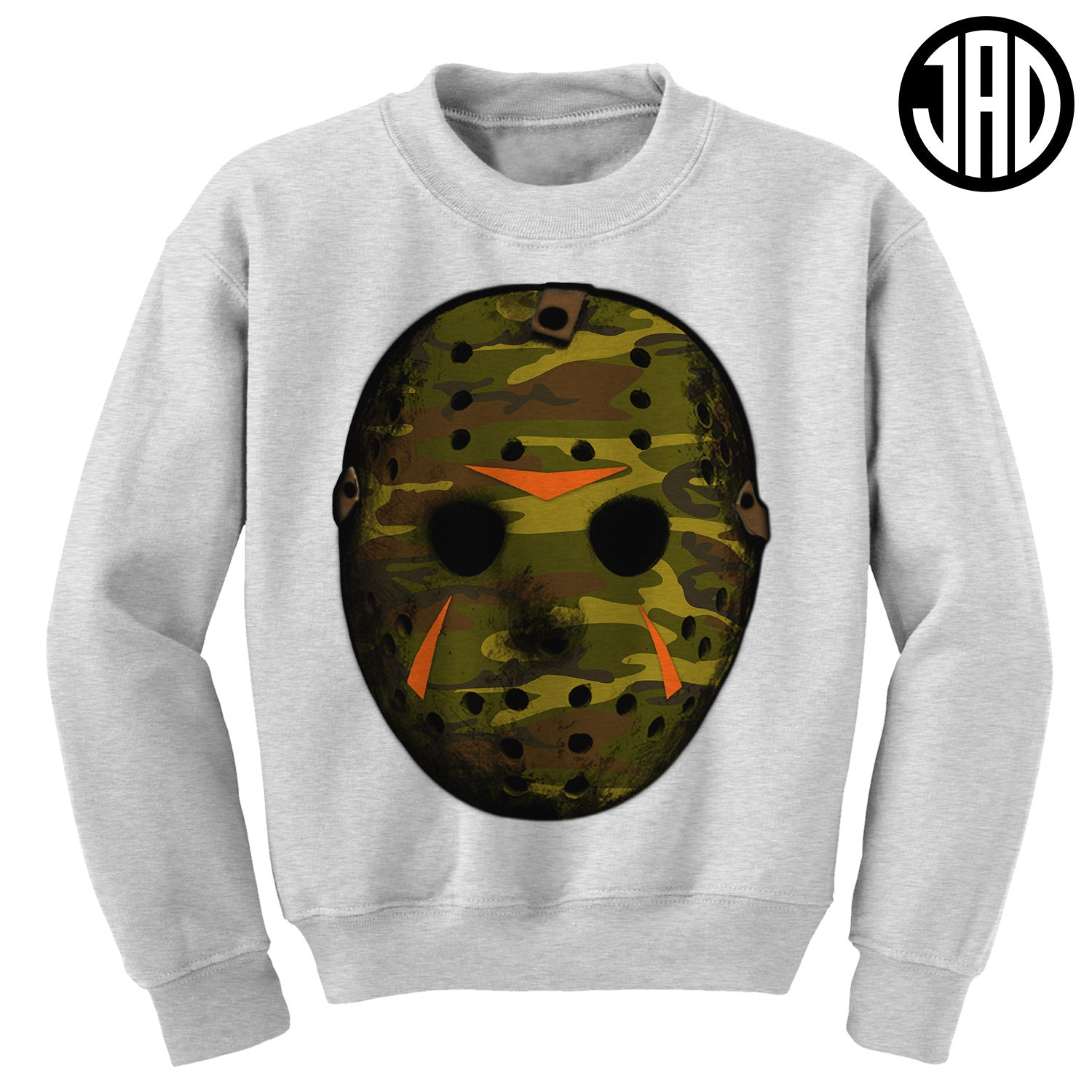 Woodland Mask - Crewneck Sweater