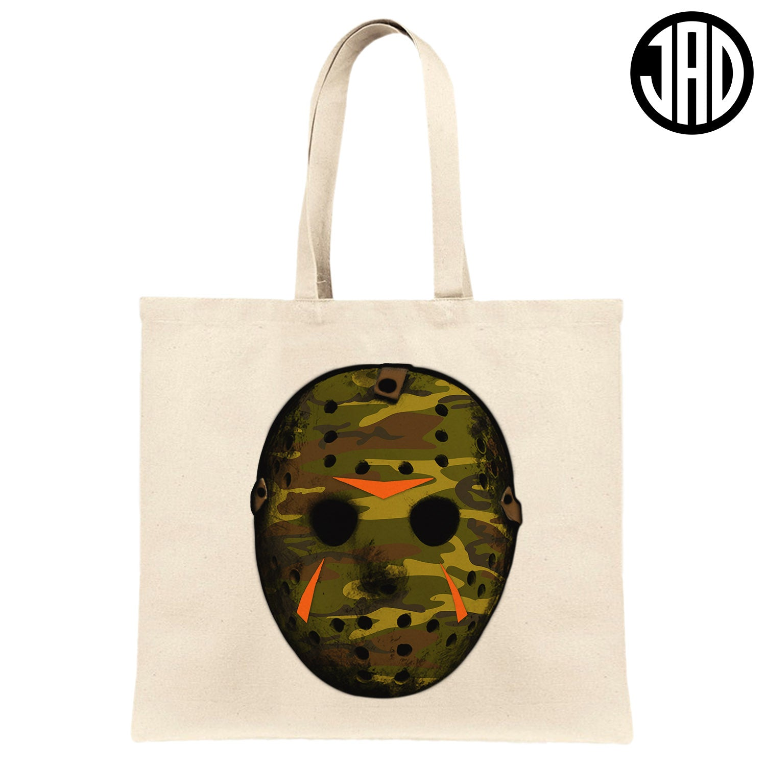 Woodland Mask - Tote Bag
