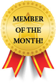 Member of the Month - Oct 2017