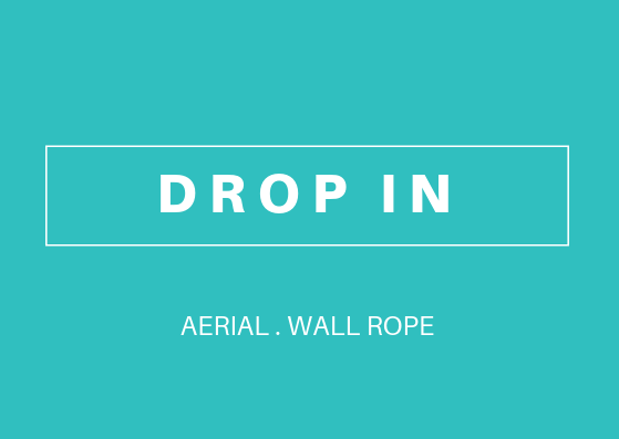 Copy of Drop in Class to Peace (Aerial & Wall Rope)