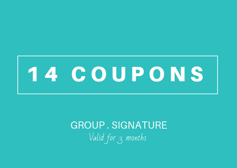 14 Coupons | Group Classes, Aeriel & Props Classes