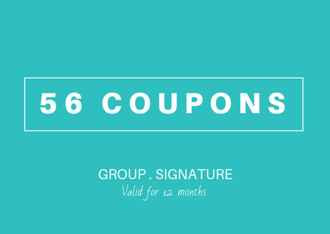 56 Coupons | Group Classes, Aeriel & Props Classes