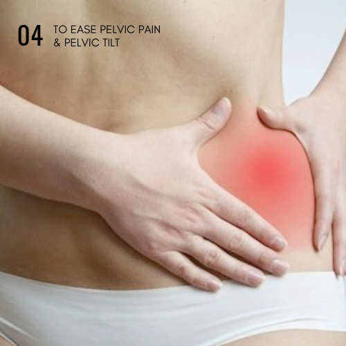 8 Sessions of Pelvic Adjustment
