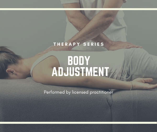 10 Sessions of Body Adjustment
