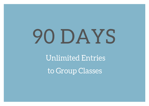 90 Days Unlimited Entry to Peace (Group Classes Only)