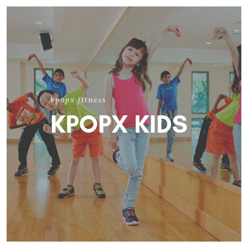 Molek | KpopX® Fitness Kids (Age: 3-12 yrs old)
