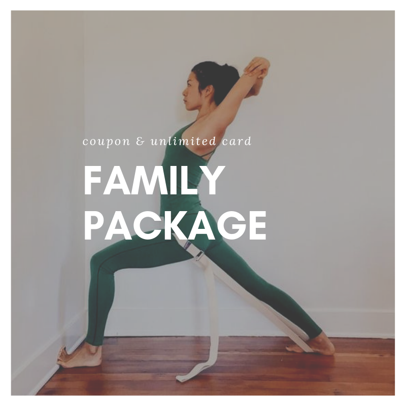 Unlimited &  Coupon Package | | Family  Package