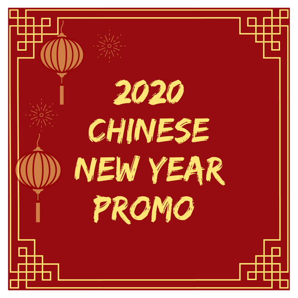 2020 CNY PROMO|  UNLIMITED | COUPONS | GROUP & SIGNATURE