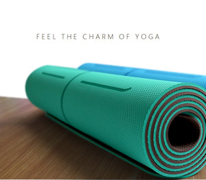 Alignment Yoga Mat With Hatha Logo
