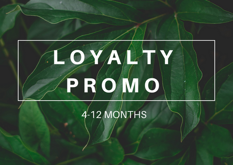 LOYALTY MEMBER PROMO | RM400 for 3pax | RM600 for 2 pax