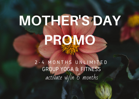 Mother's day Promo