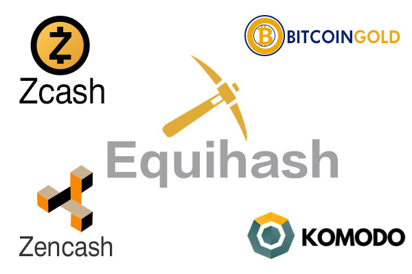 How to mine Zcash, Zencash, Bitcoin Gold?