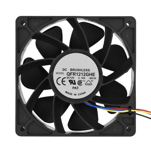 OEM Cooling Fan 6000 RPM for Antminer S9, L3+, D3, A3