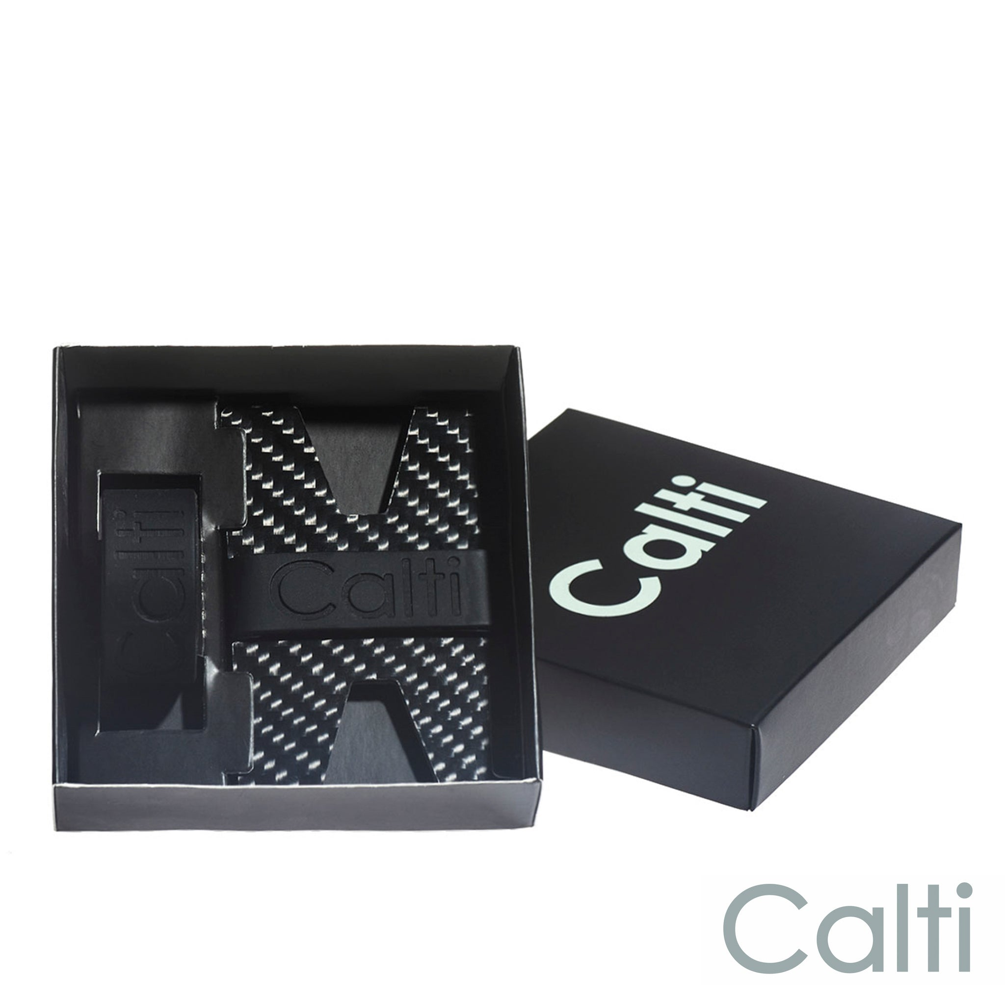 Calti carbon fiber minimalist wallet cardholder for men and women calti carbon fiber minimalist wallet cardholder for men and women slim design cards magicingreecefo Gallery