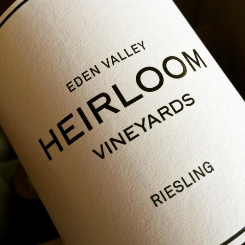 Heirloom Vineyards Eden Valley Riesling