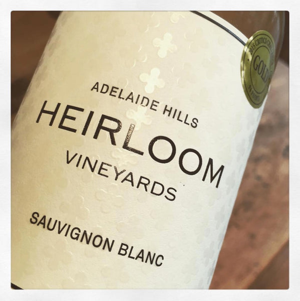 Heirloom Vineyards Adelaide Hills Chardonnay