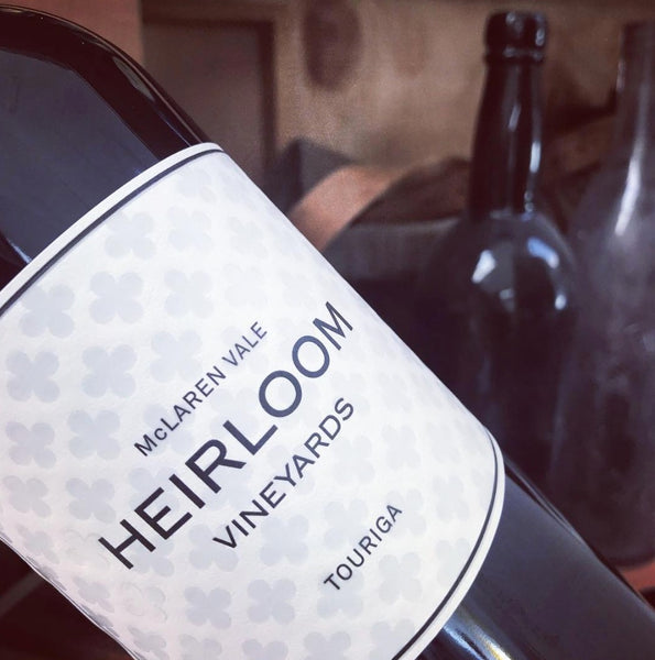 Heirloom Vineyards McLaren Vale Touriga