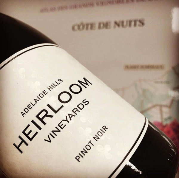 Heirloom Vineyards Adelaide Hills Pinot Noir