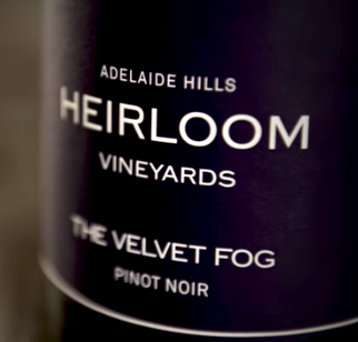 Heirloom Vineyards Velvet Fog Pinot Noir