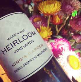 Heirloom Vineyards King's Garden McLaren Vale Shiraz Grenache Mourvèdre