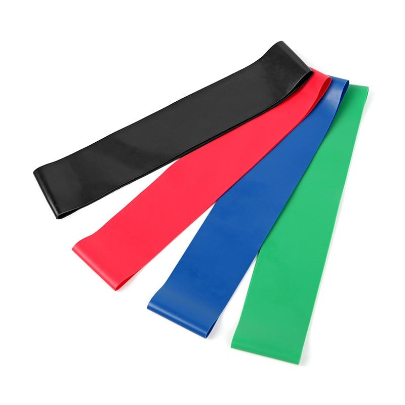 Resistance Bands 4 Levels Set