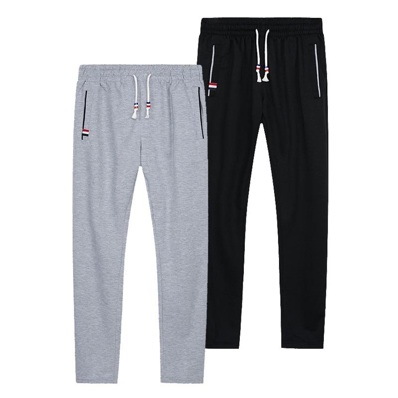 Men's Causal Cotton Skinny Sweatpants